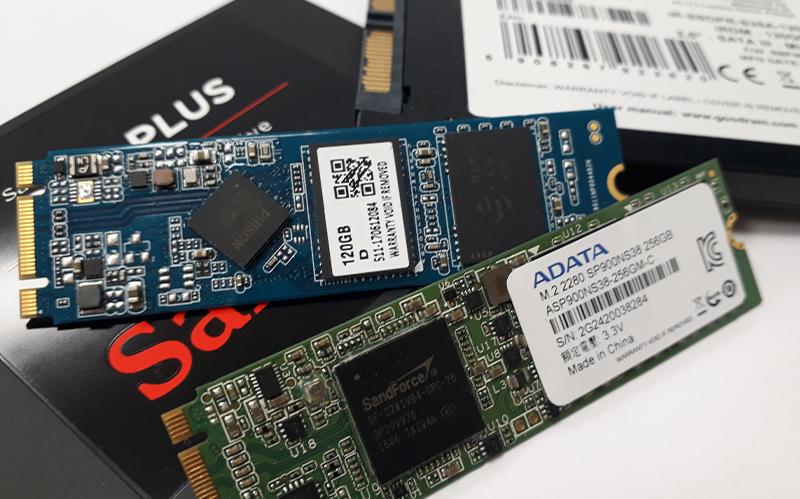 JANDATECH - Technologie odzyskiwania danych, kasowanie i odzyskiwanie danych - Dyski SSD